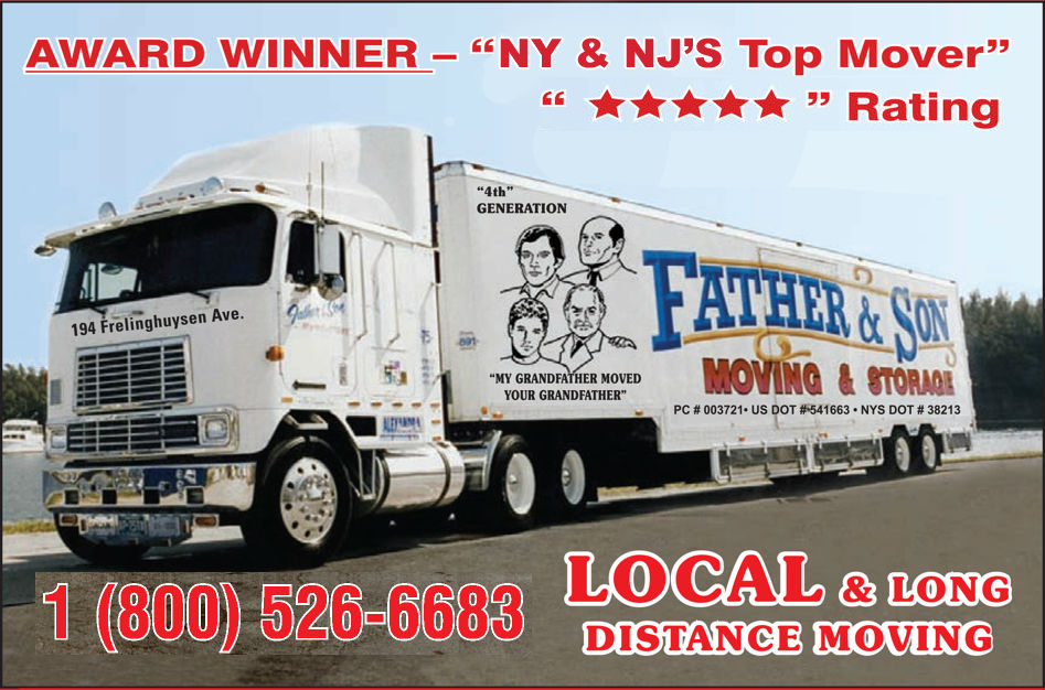Award winning movers - Award Winning movers in NEW YORK & NEW JERSEY